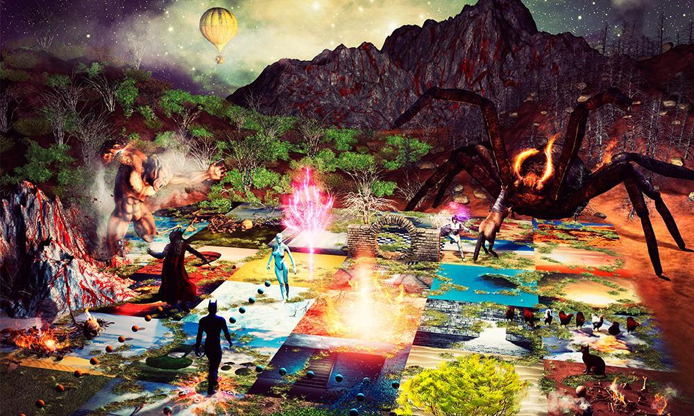 5 razões para entrares no fantástico universo dos Jogos de Tabuleiro...