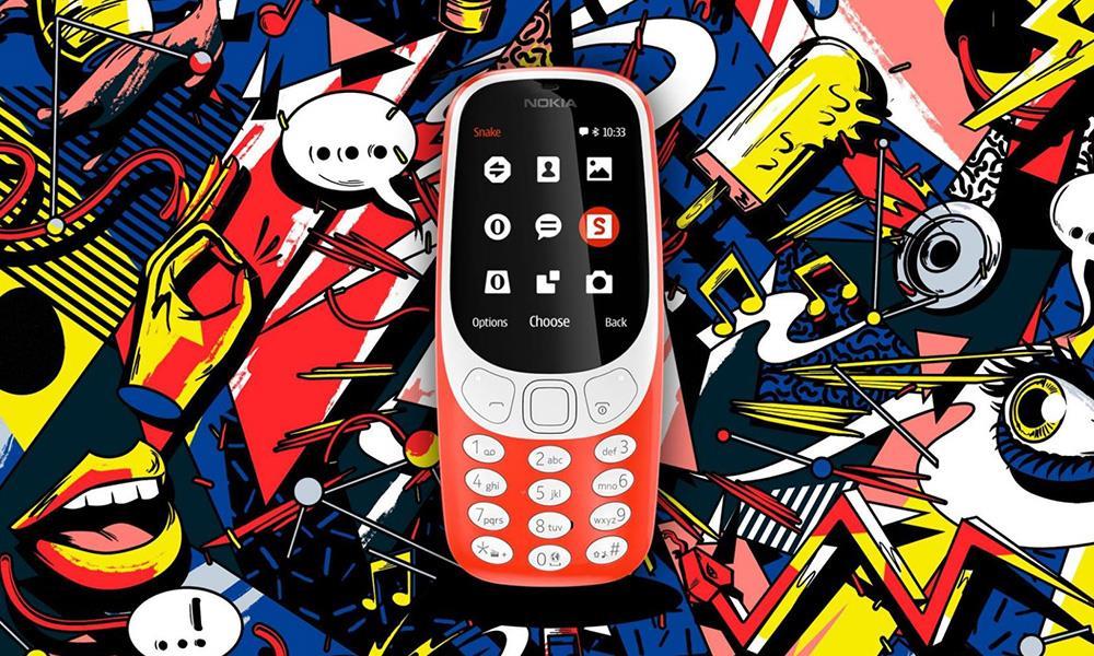 Novo Nokia 3310: o clássico indestrutível está de volta!