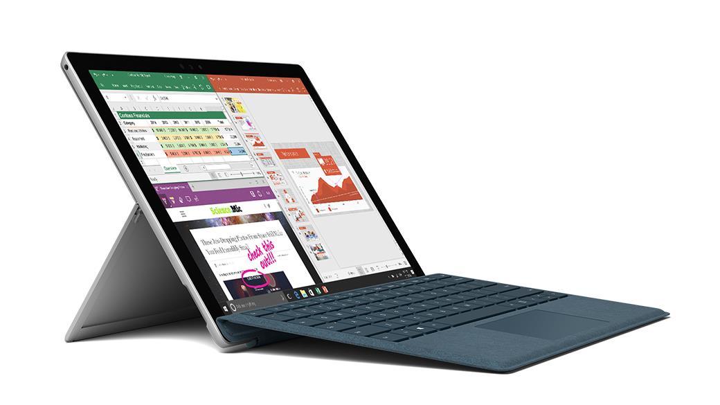 Novo Microsoft Surface Pro: o portátil mais versátil