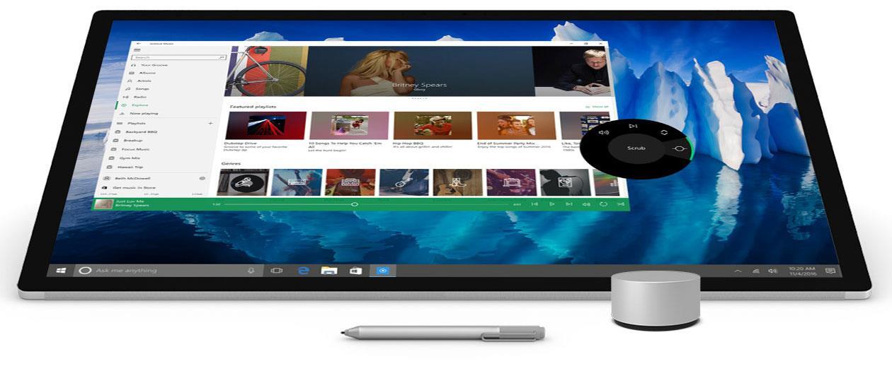 Surface Studio: uma janela aberta chamada criatividade