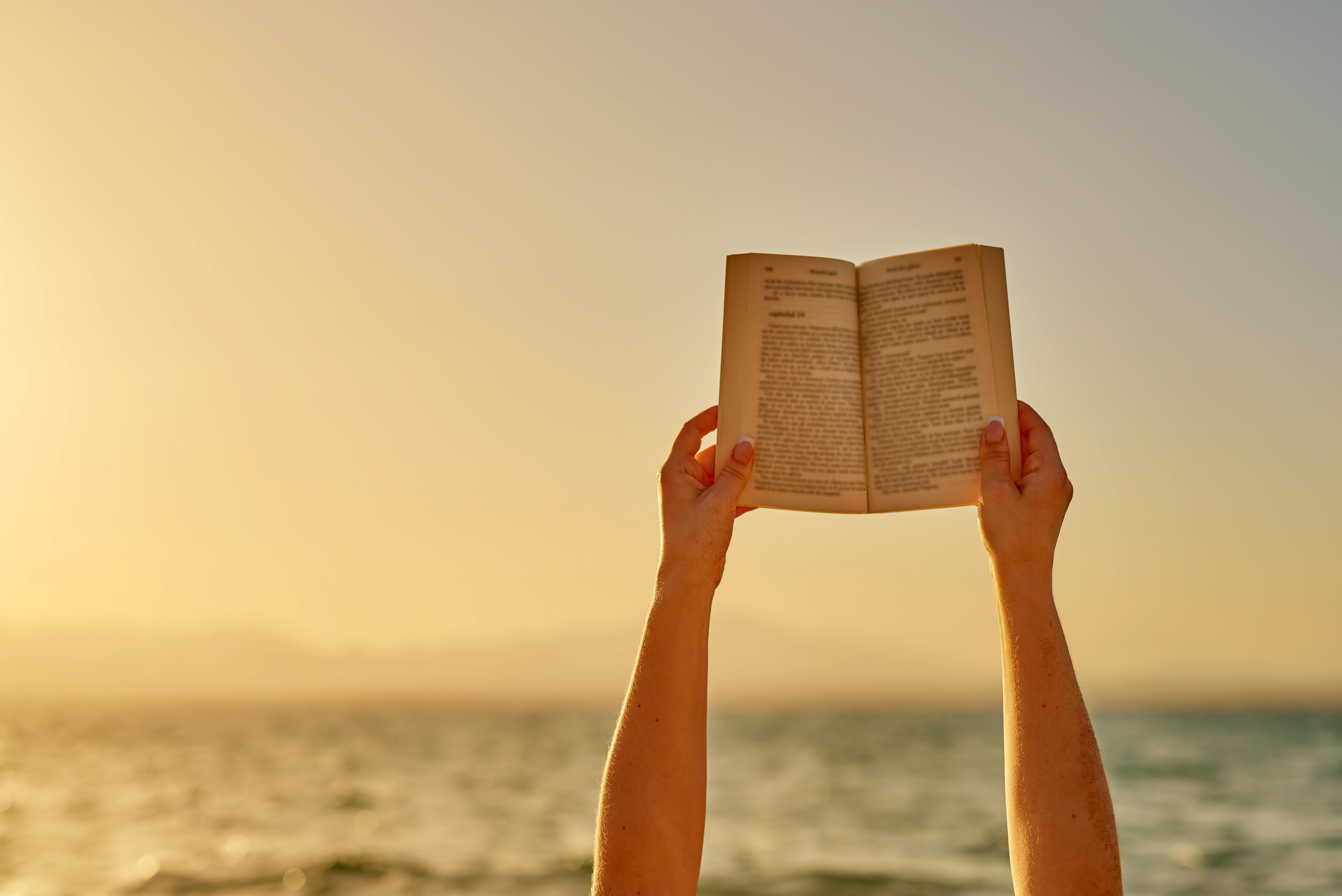 Queres companhia para as férias? Estes são os livros do momento