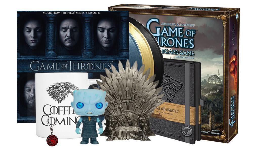 Wishlist Game of Thrones: TOP 20 essenciais à coleção dos verdadeiros fãs
