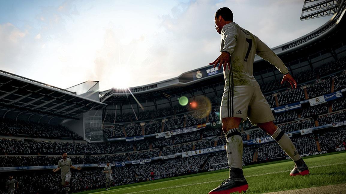 As novidades do FIFA 18