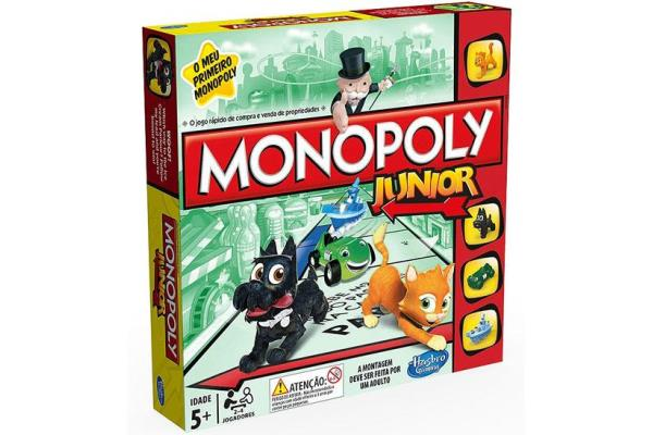 Monopoly-Junior