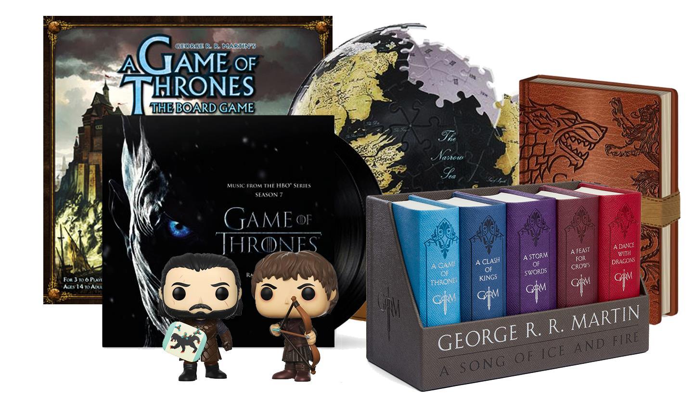 Wishlist de Natal: Game of Thrones