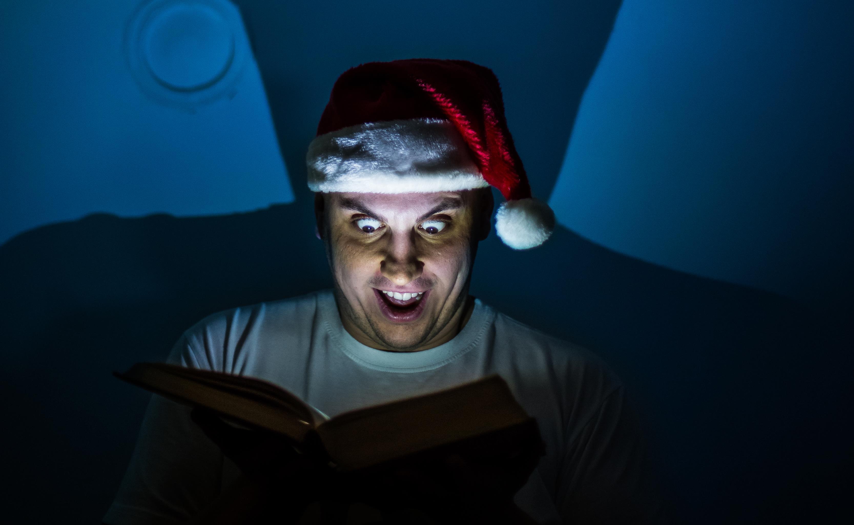 Natal: 7 livros para o nerd