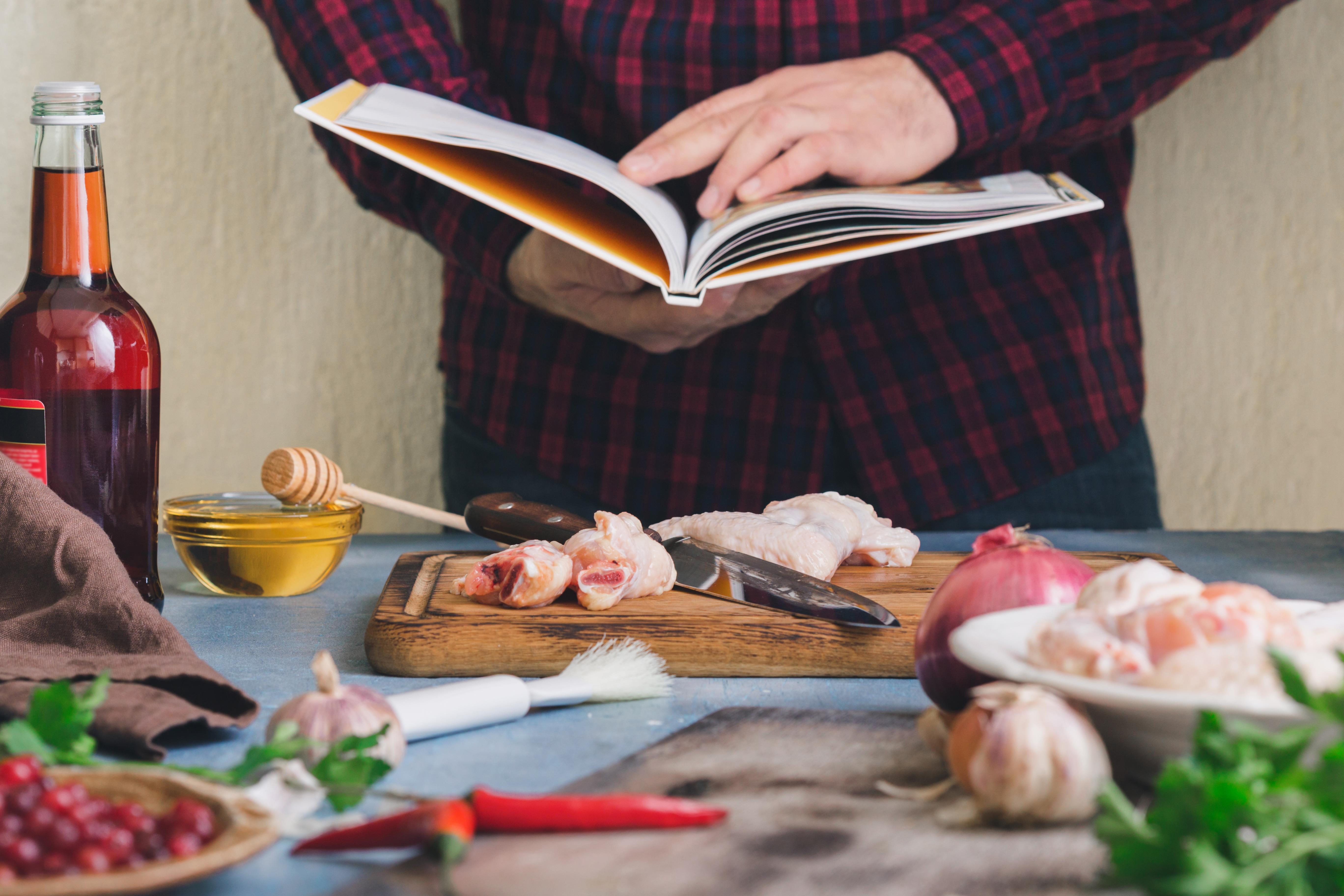 Os melhores livros de receitas para inovares com um robot de cozinha
