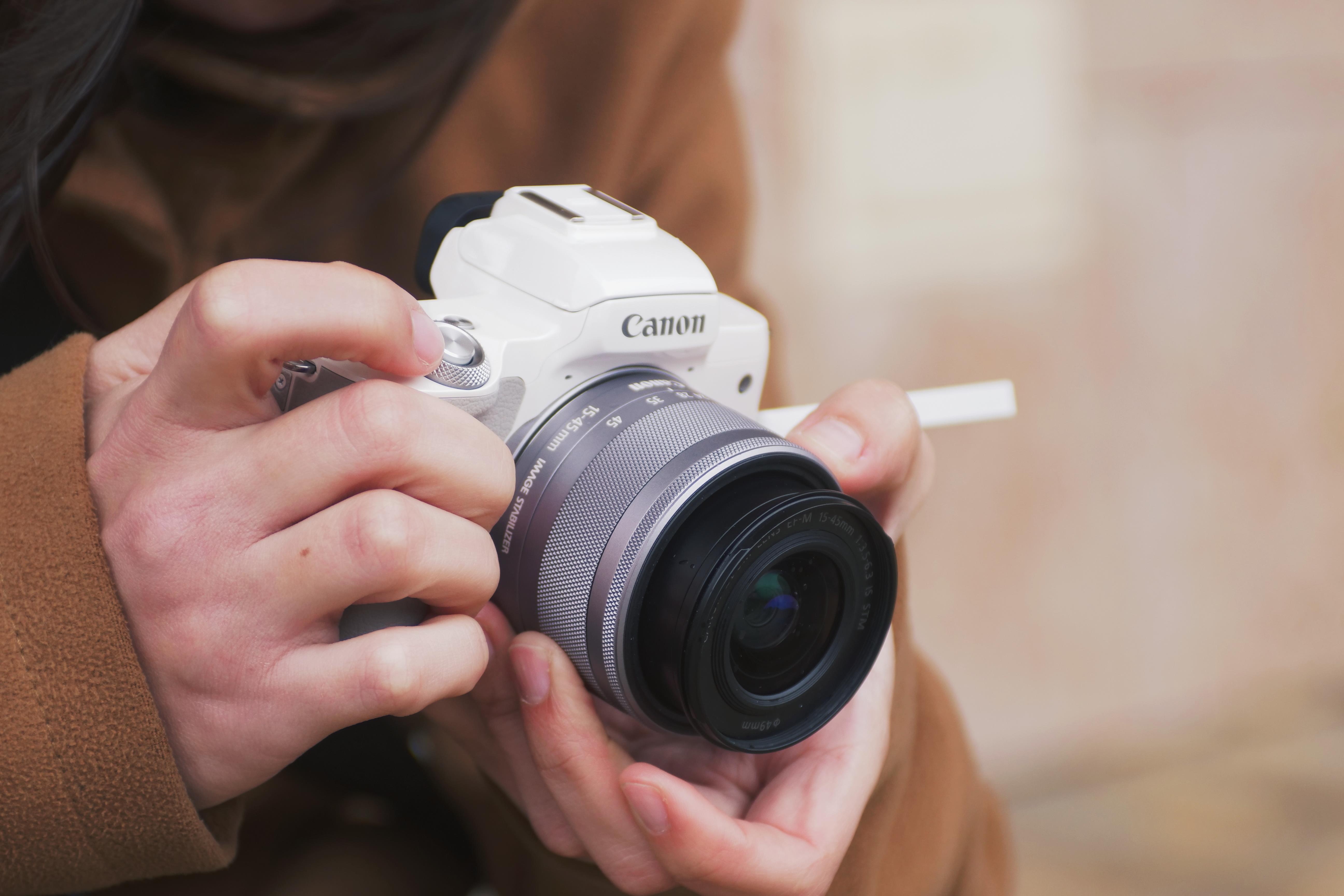 Um fim de semana de chuva com a Canon EOS M50