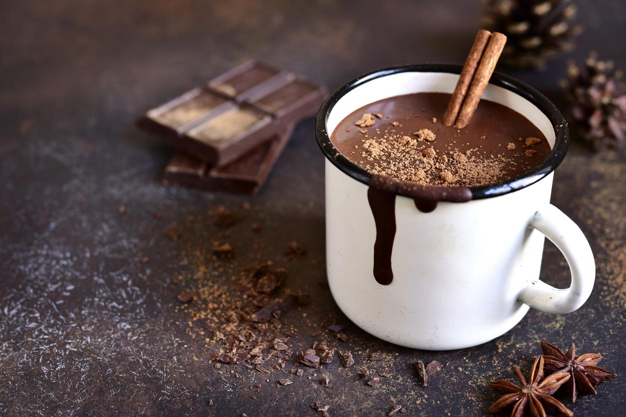 5 receitas para te transformares no mestre do chocolate quente
