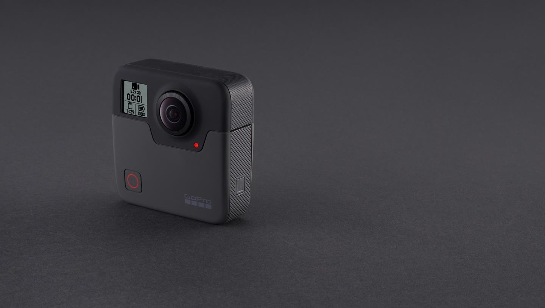 GoPro Fusion: Uma experiência única em cada perspectiva