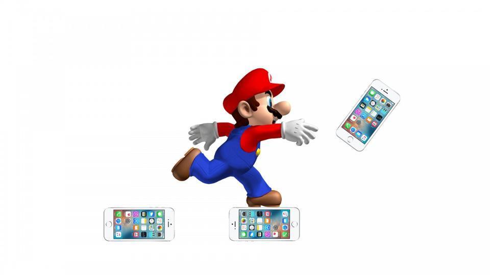 Super Mario salta para mobile a 15 de dezembro