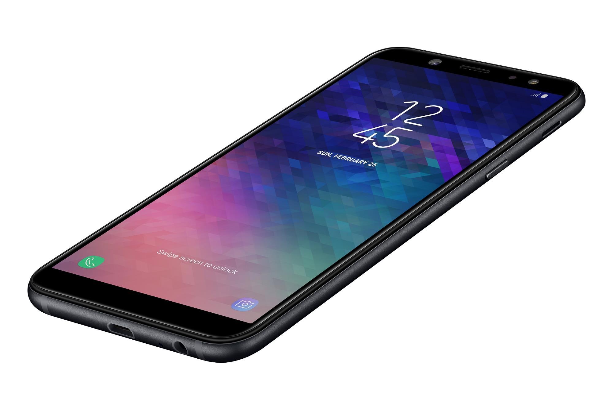 Samsung Galaxy A6+ | A6: o smartphone que tem tudo o que precisas a um preço acessível