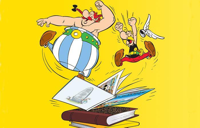 De Astérix a Tintin: Os heróis da banda desenhada que deves conhecer