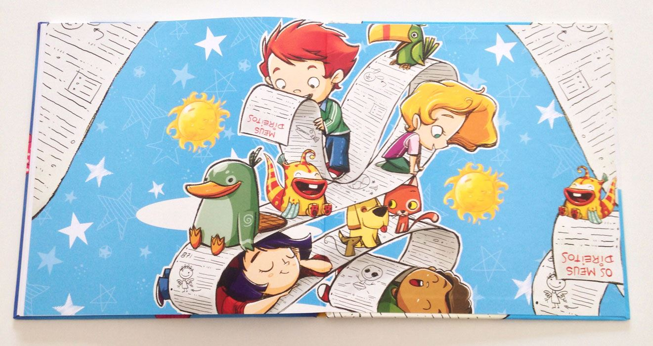 O Livro dos Grandes Direitos das Crianças: Para Sonhar e Ser Livre