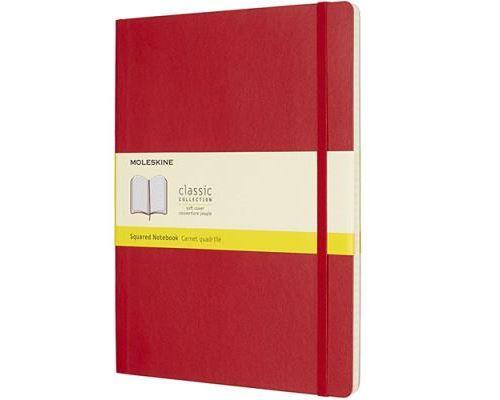 Caderno-Quadriculado-Moleskine-Soft-XL-Vermelho