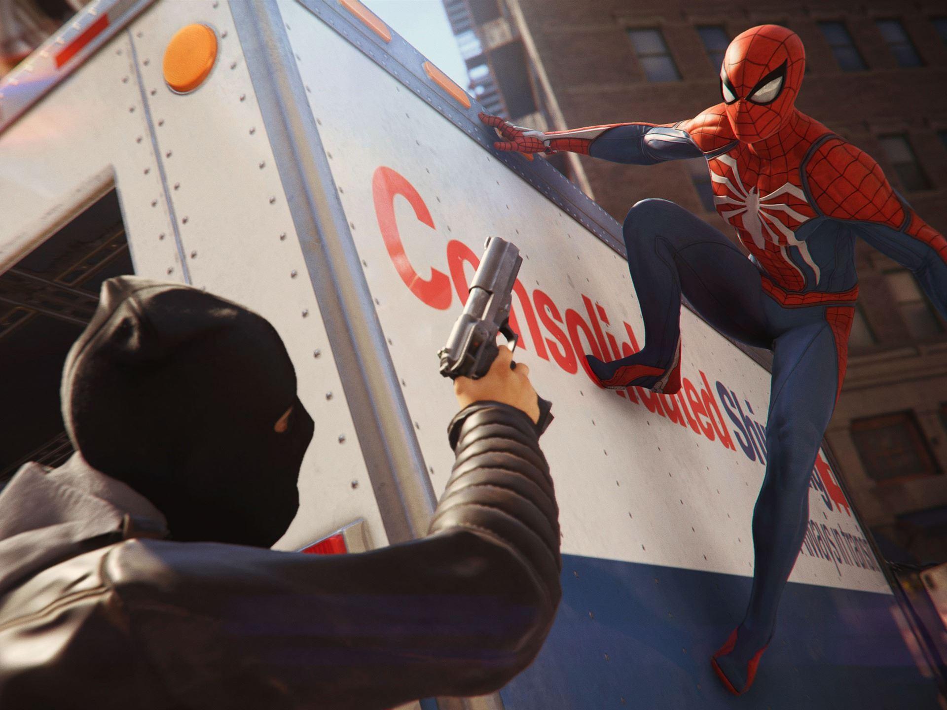 Marvel Spider-Man : o novo capítulo do universo