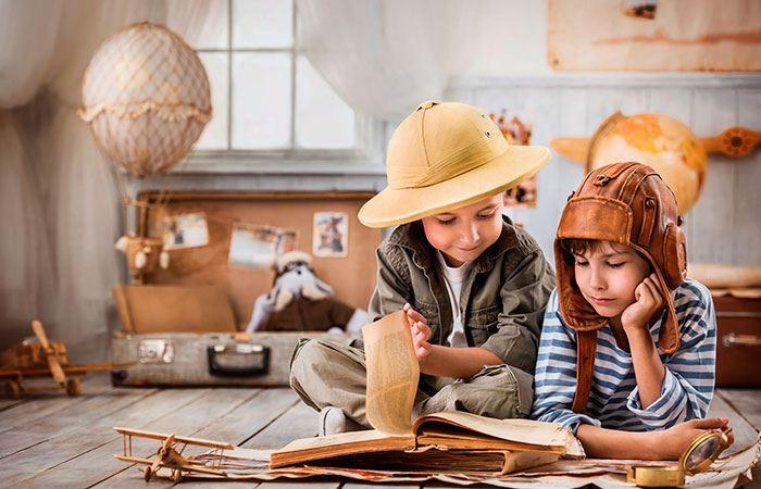 9 livros para os miúdos que não tiram férias da leitura