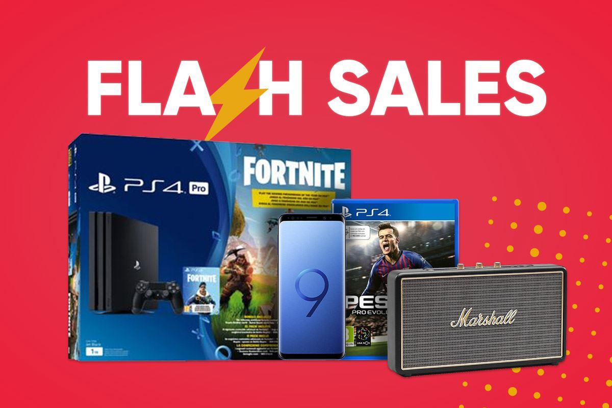 Top 7 ofertas Flash Sales FNAC