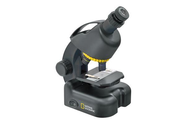 Microscópio com Adaptador Smartphone