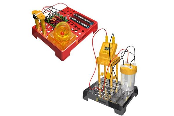 Kit de Engenharia Eletrónica