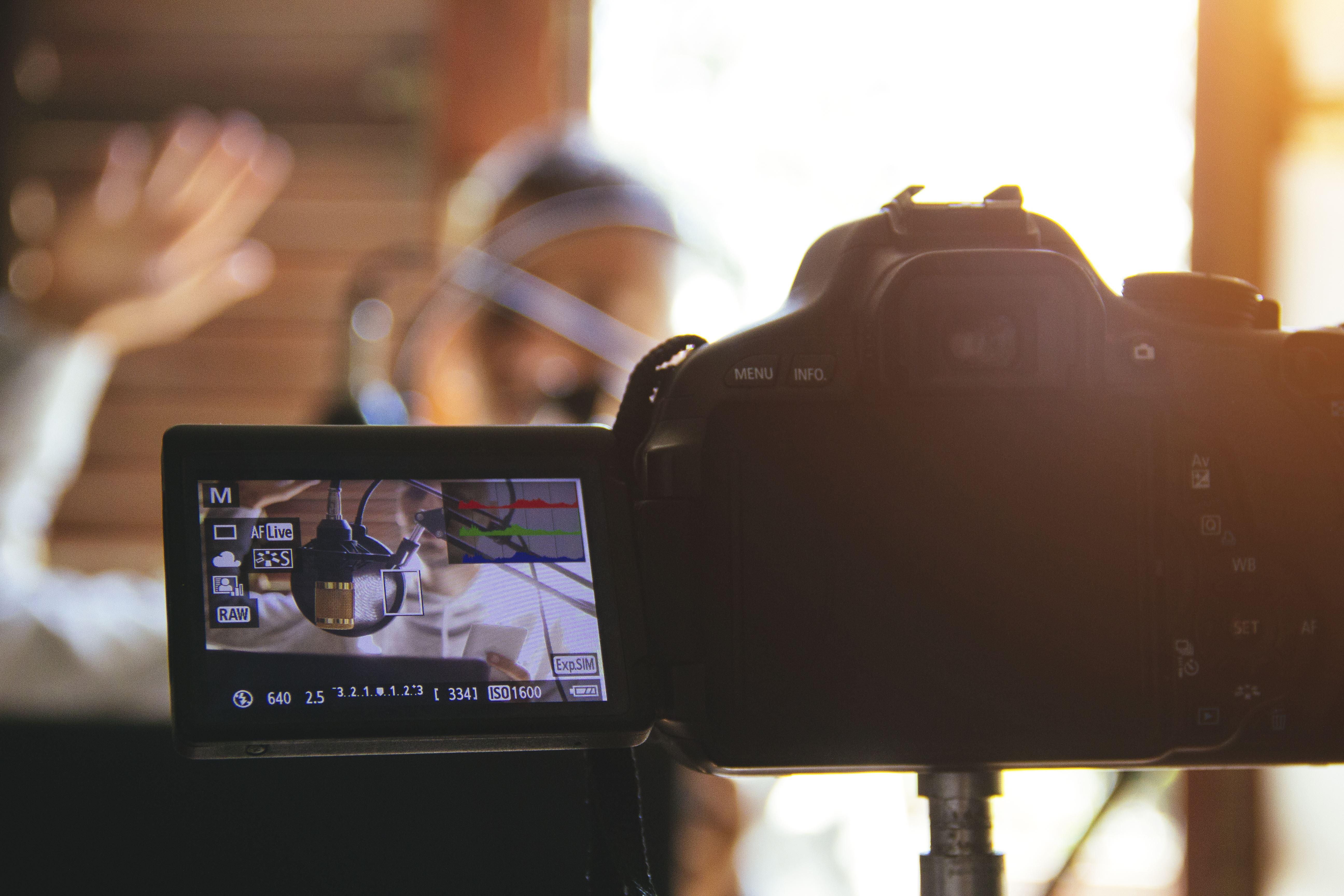 O Kit indispensável para seres um youtuber de sucesso
