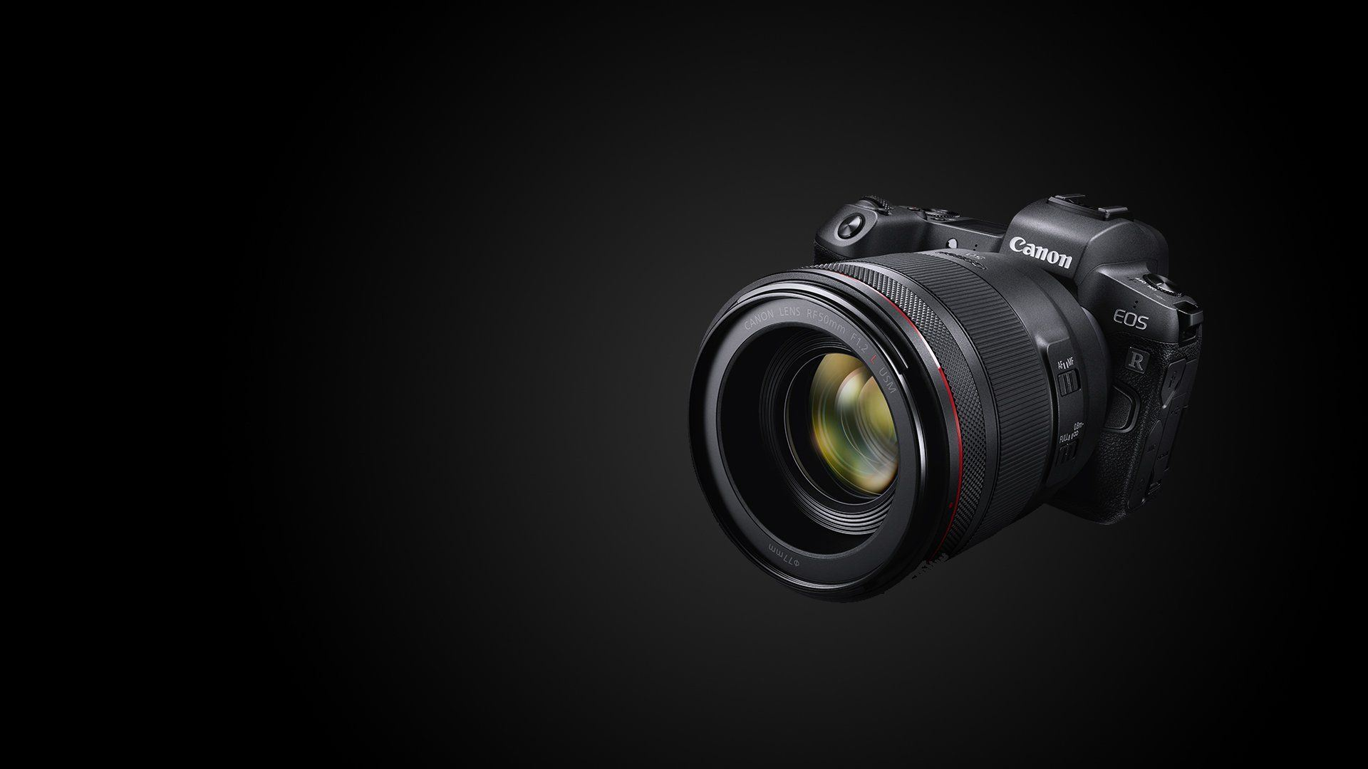17c59da0fd Canon EOS R  a primeira mirrorless Full-Frame da Canon chegou ...