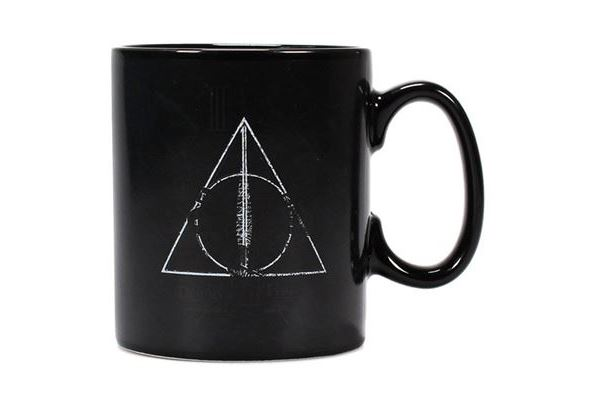 caneca deathly hallows