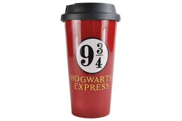copo de viagem hogwarts express