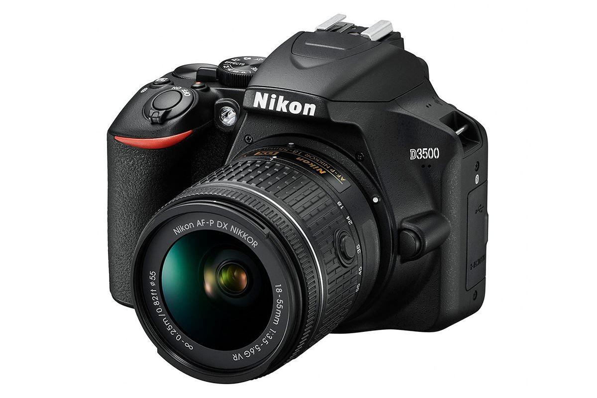 Nikon D3500: a nova aliada dos principiantes