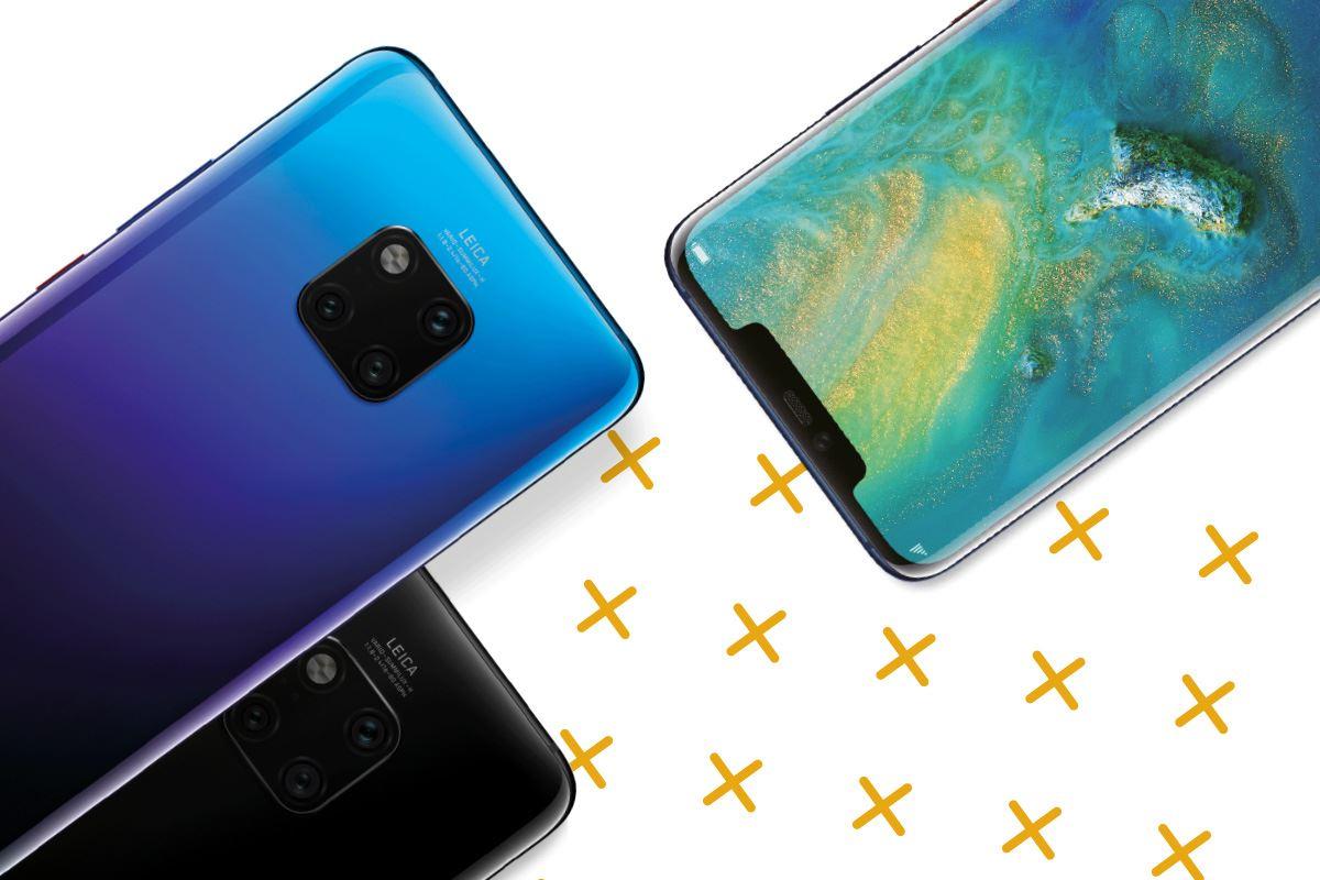 Huawei Mate20 Pro: a inteligência artificial levada ao limite