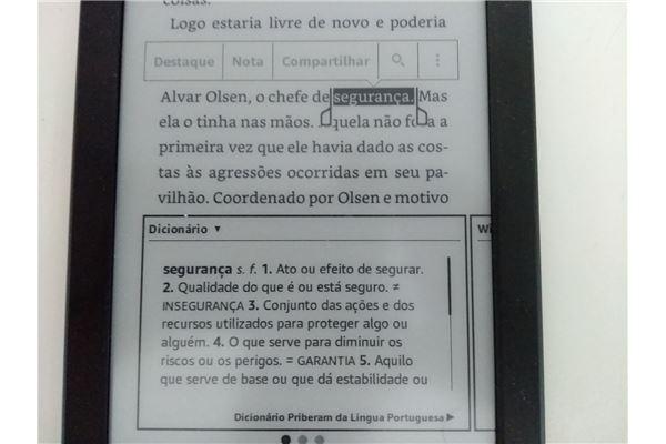 Kobo dicionário