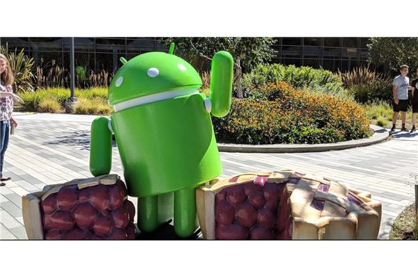 Android Pie sede