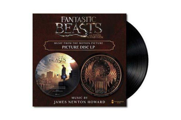 Vinil Fantastic Beasts