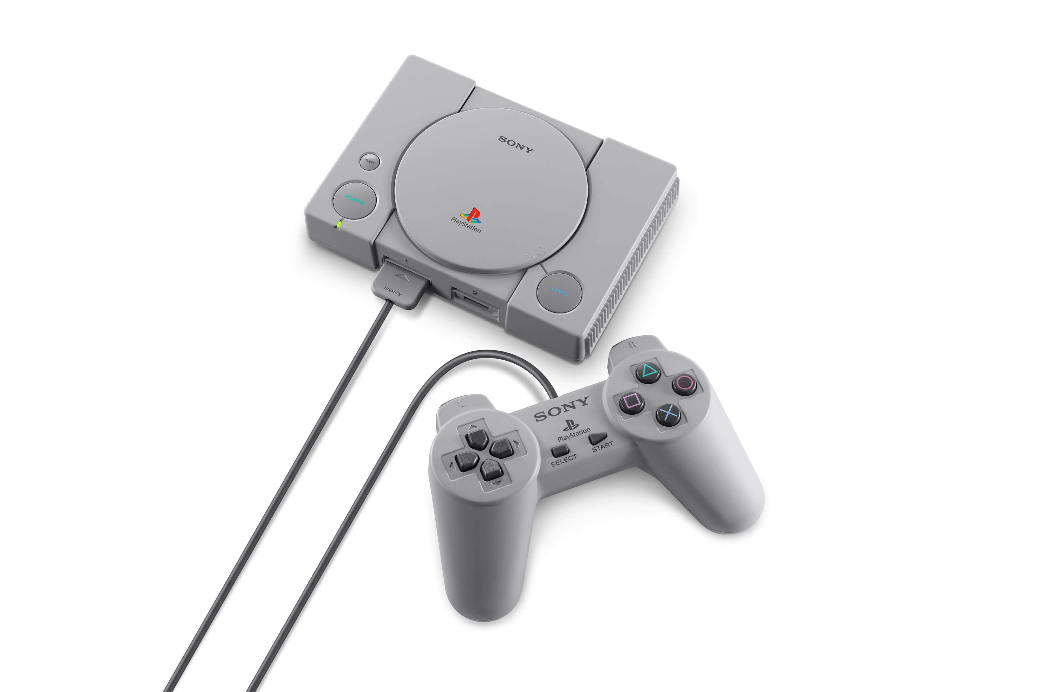 PlayStation Classic: o renascimento de uma consola lendária