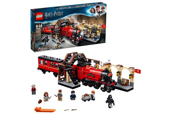 Lego Expresso Hogwarts