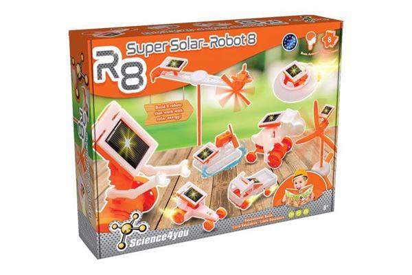 Super solar robot 8