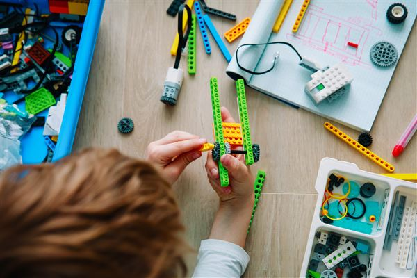 Brinquedos STEM