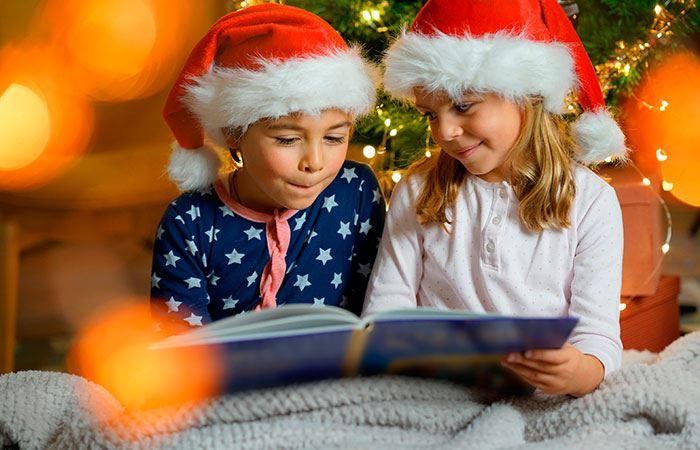 Como escolher o livro infantil ideal para este Natal