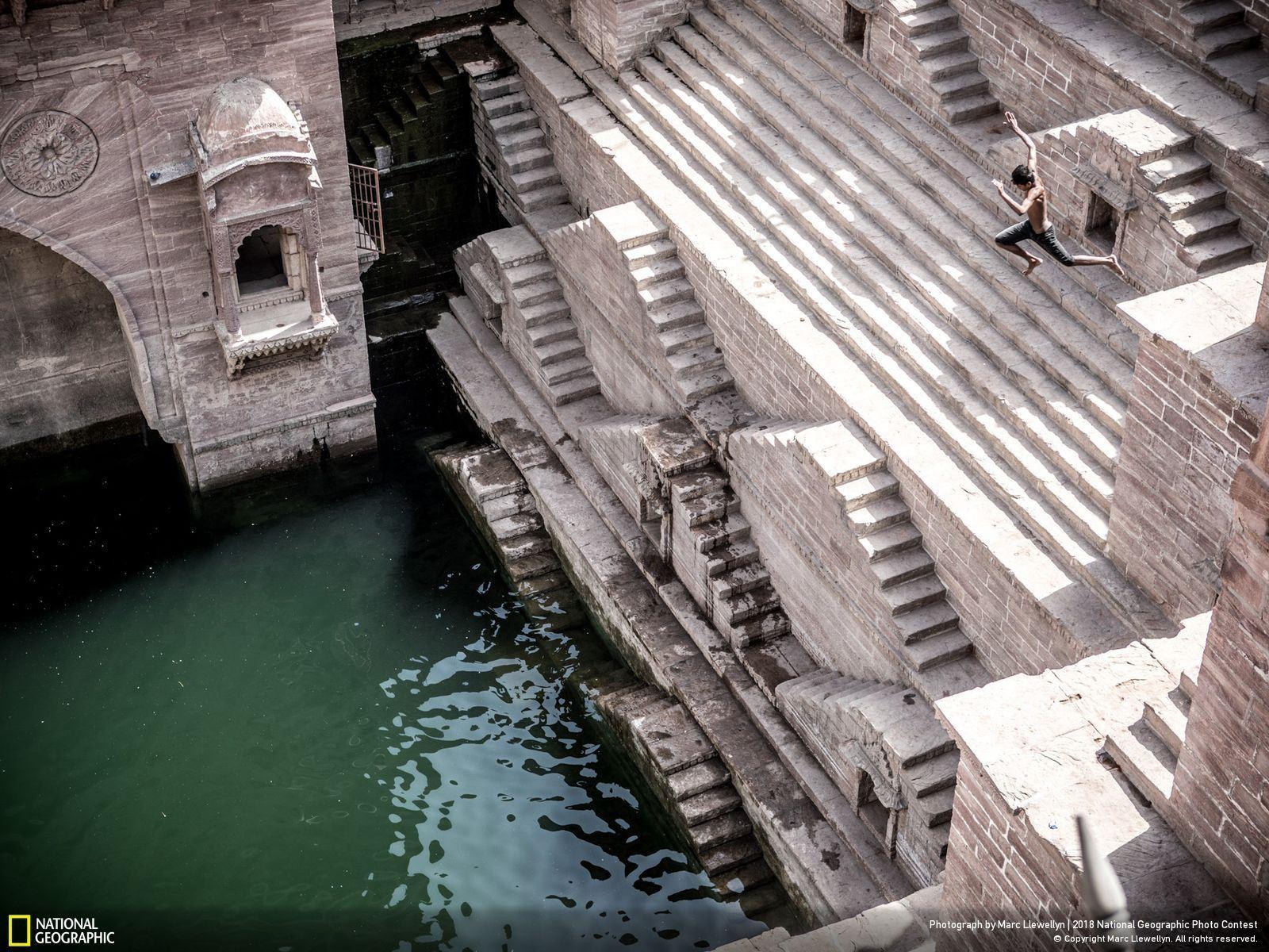 Jodhpur Stepwell