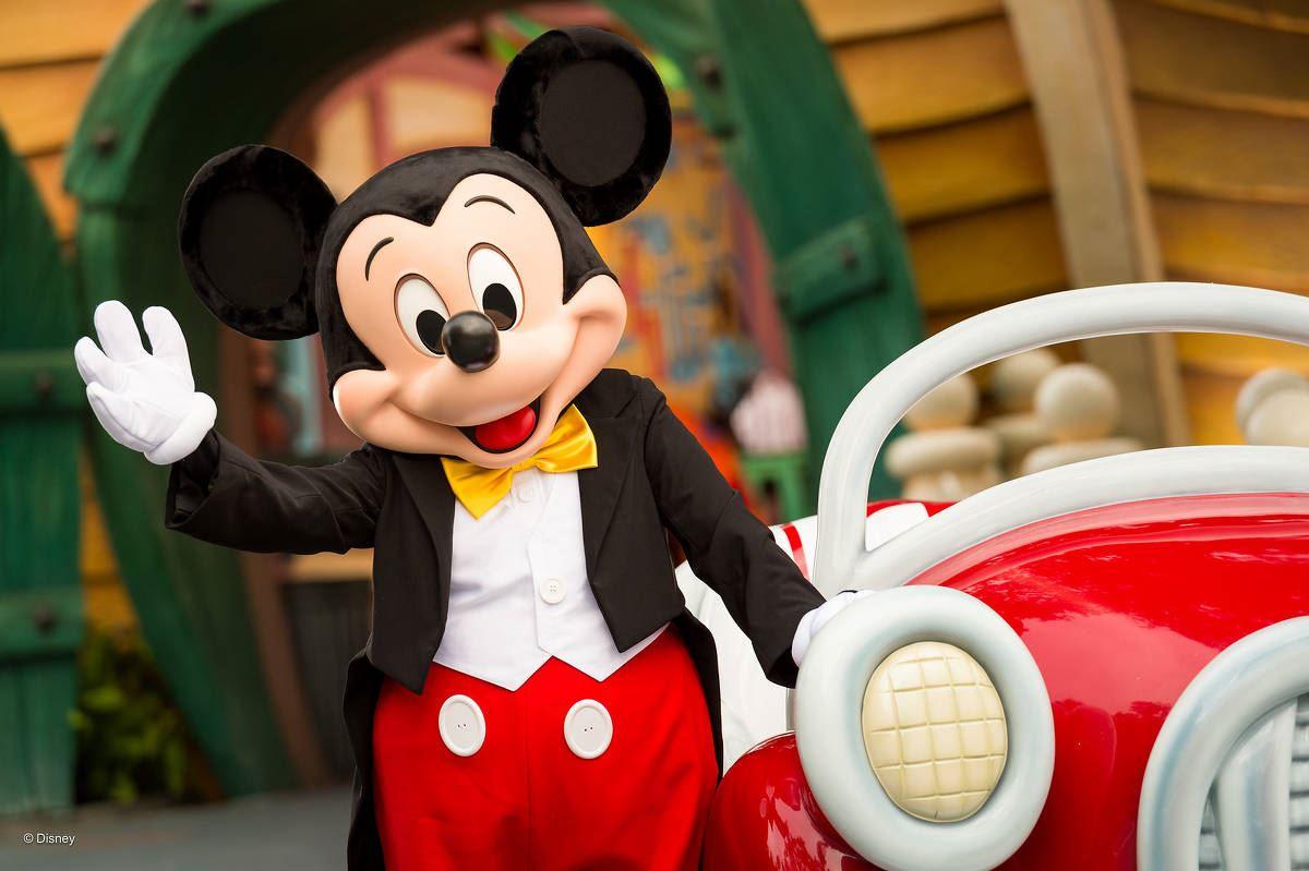 Os 90 anos do Mickey