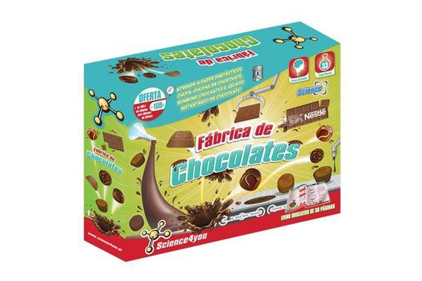 Fabrica-de-Chocolates