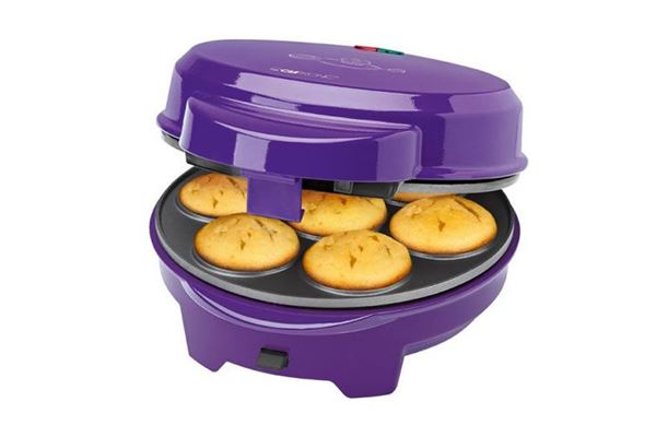 Máquina de Donuts, Muffin, Cake Pop Clatronic DMC 3533