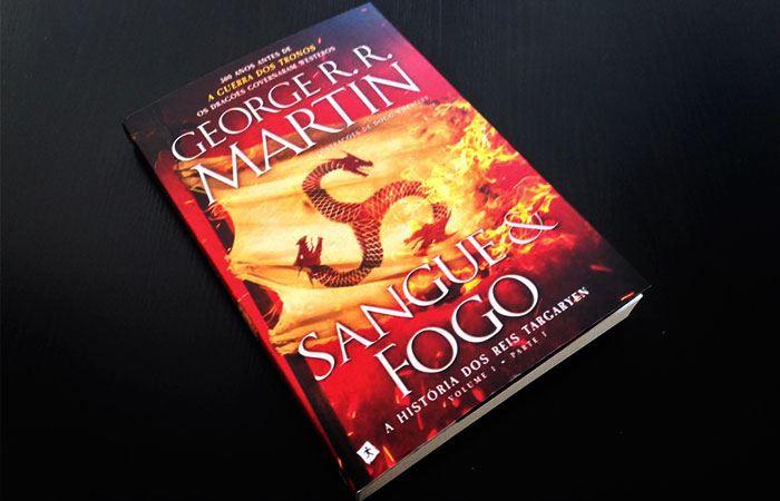 5 curiosidades que vais descobrir no novo livro de George R. R. Martin