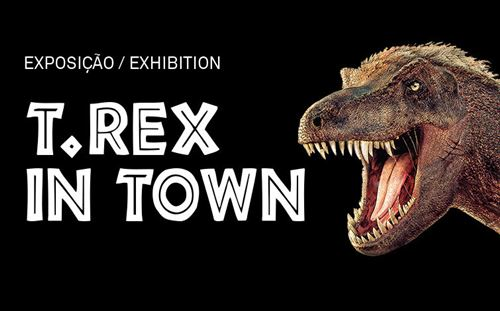 T-Rex in Town