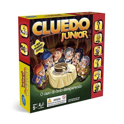 Cluedo-Junior