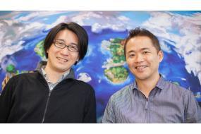 Shigeru Ohmori e Junichi Masuda