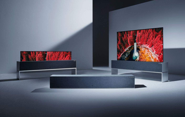 CES 2019: as televisões pensadas fora da caixa
