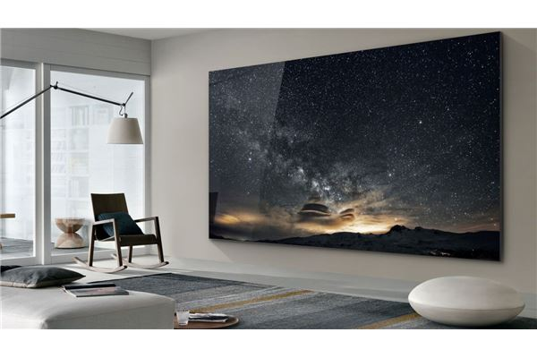Samsung 4K The Wall