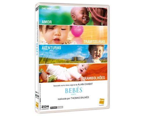 Bebés documentário