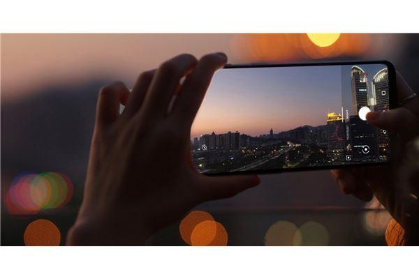 OnePlus camara